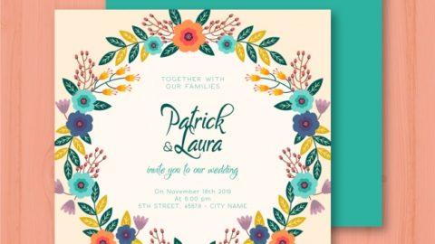 Dicas para Convites de Casamento