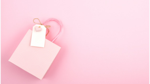 Sacola personalizada para Casamento